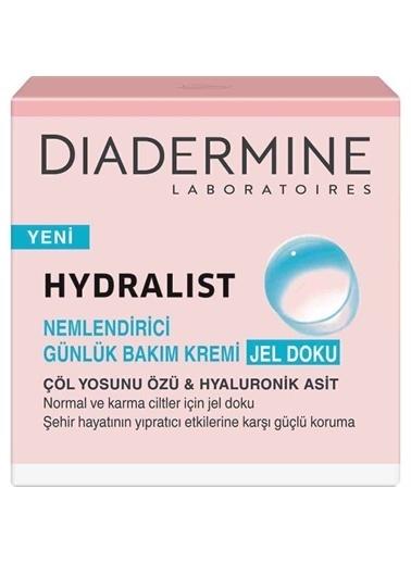 Diadermine Diadermine Hydralist Jel Doku Nemlendirici Krem 50 Ml Renksiz